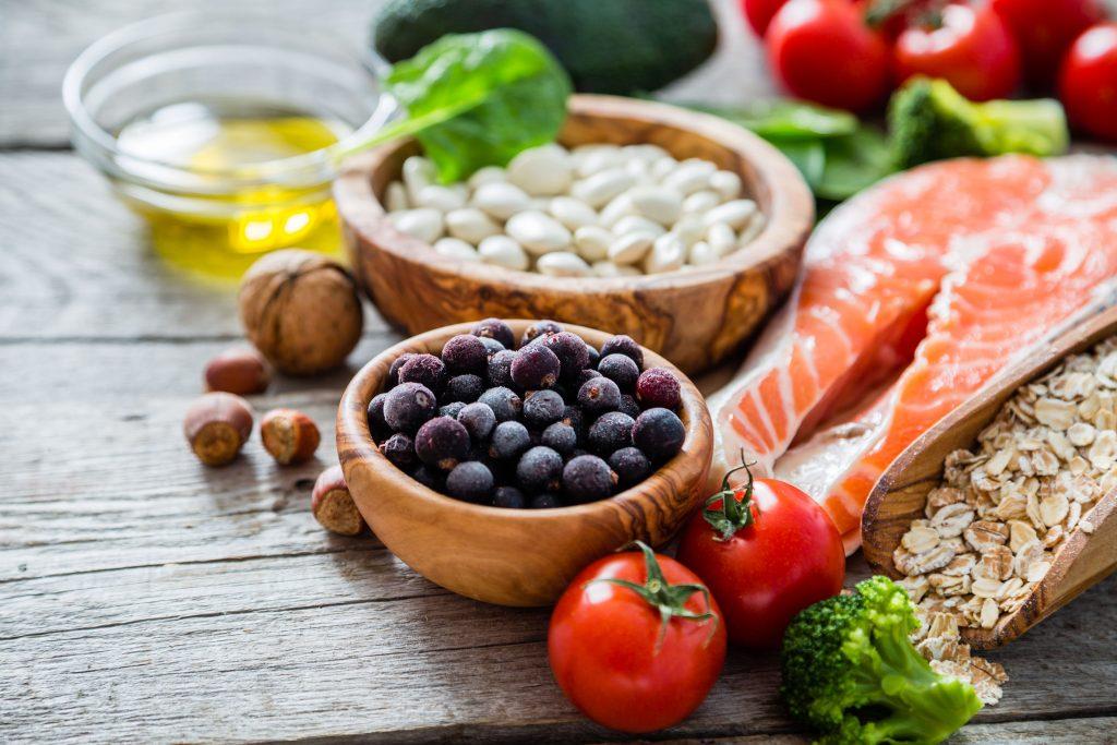 Wat zijn macromaaltijden? Een gebalanceerde verhouding tussen eiwitten, koolhydraten en vetten.