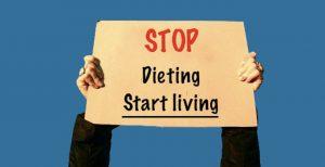 STOP met diëten en begin een gezond voedingspatroon!