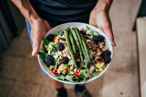 Intermittent Fasting schema:  het Warrior dieet