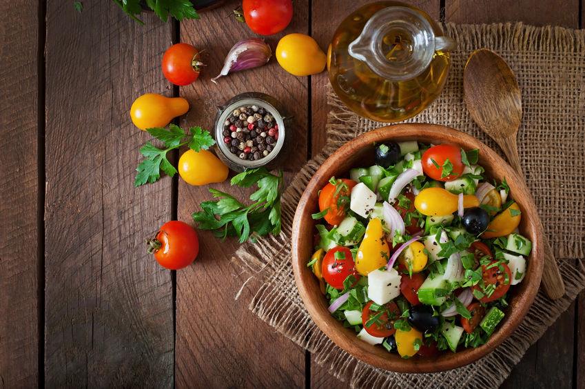 Het Mediterraans dieet: rijk aan goede vetten!