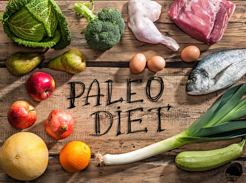 Het Paleo dieet: het oerdieet met natuurlijke producten!