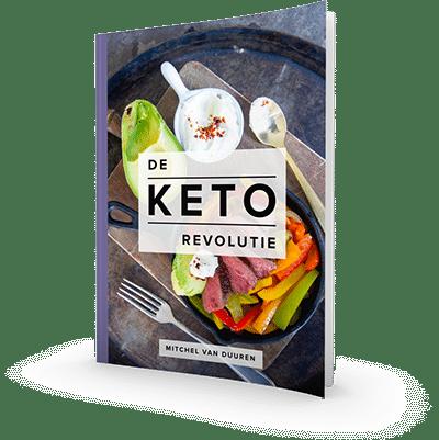 De Keto Revolutie e-book