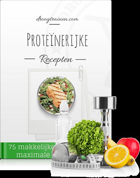 Proteïne Rijke Recepten Pakket
