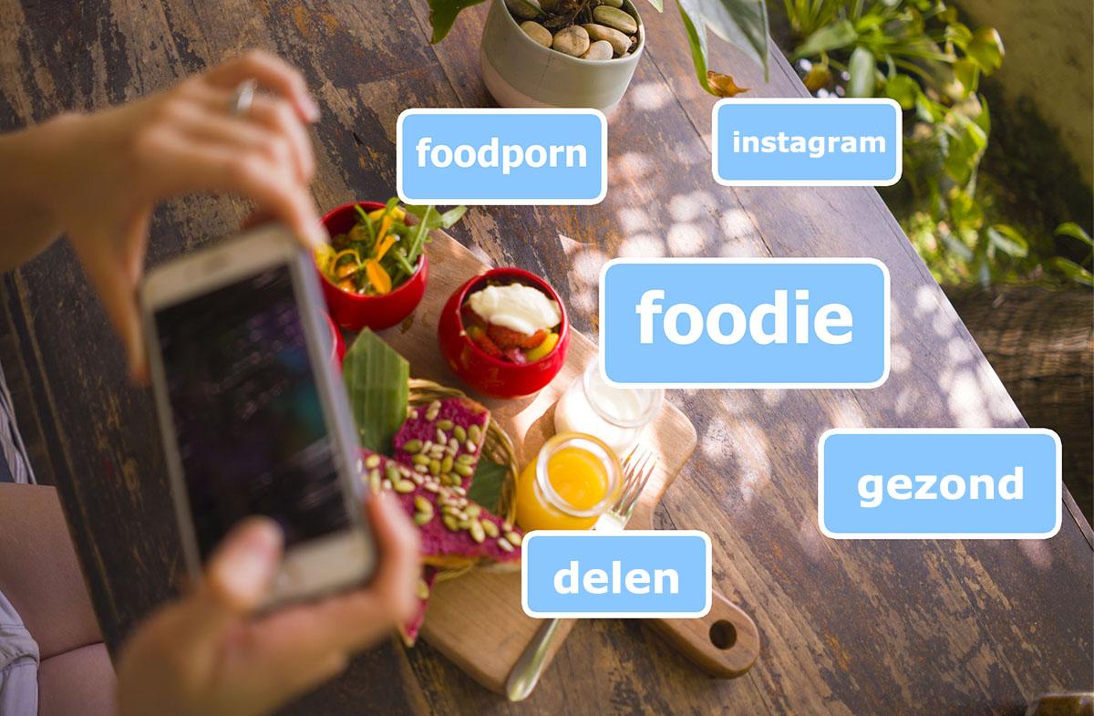 Foodporn: Waarom maken mensen foto's van hun gerechten?