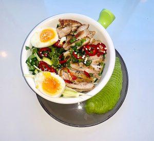 Recept: Keto ramen noodles