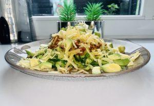 Recept: Keto Courgette spaghetti