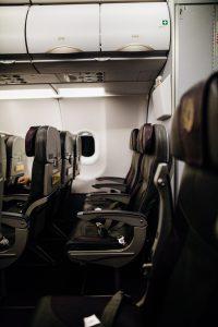 Te dik voor het vliegtuig